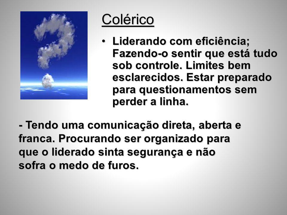 Colérico