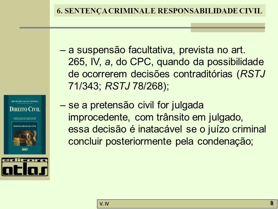 – a suspensão facultativa, prevista no art