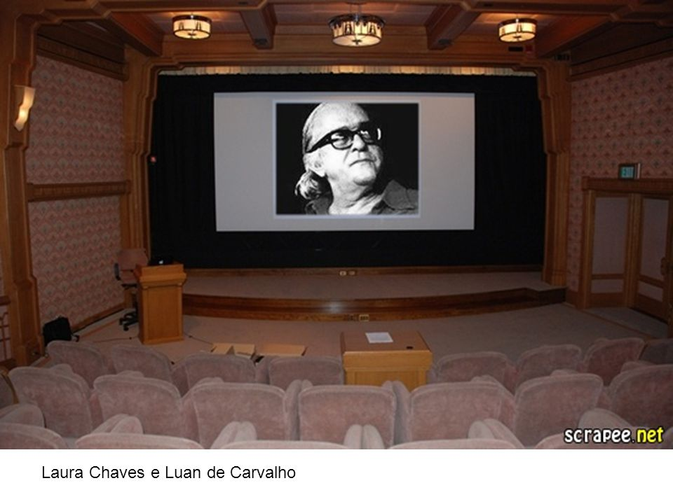 Laura Chaves e Luan de Carvalho