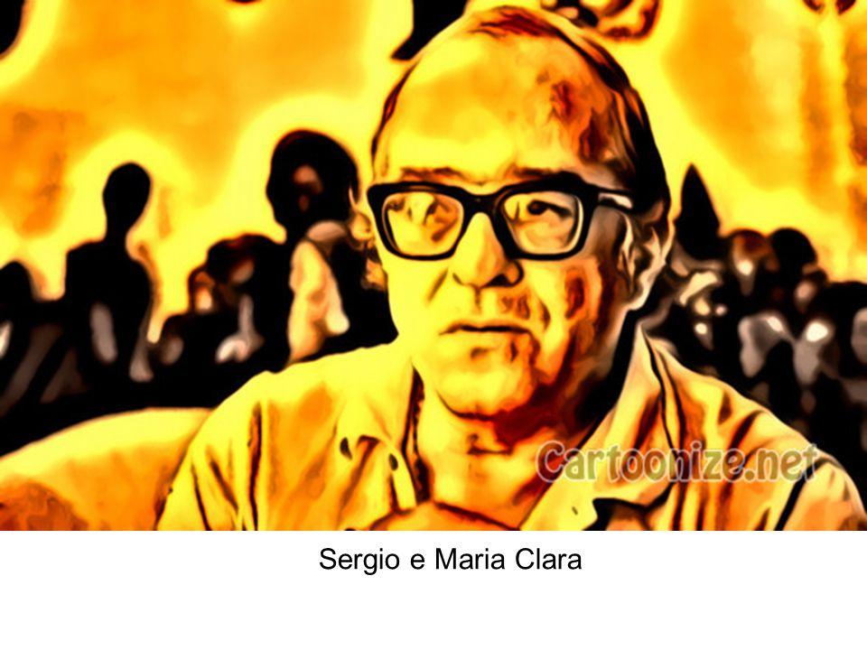 Sergio e Maria Clara