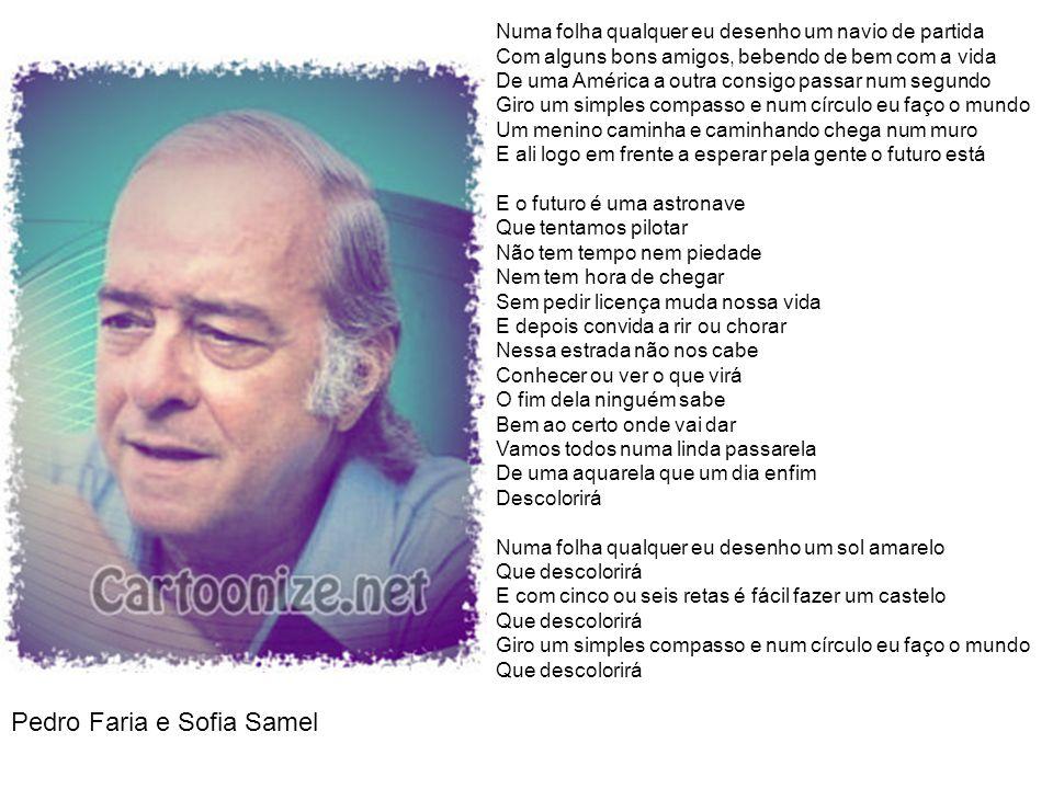 Pedro Faria e Sofia Samel