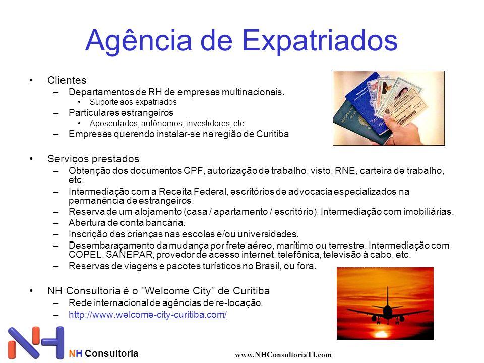 Agência de Expatriados