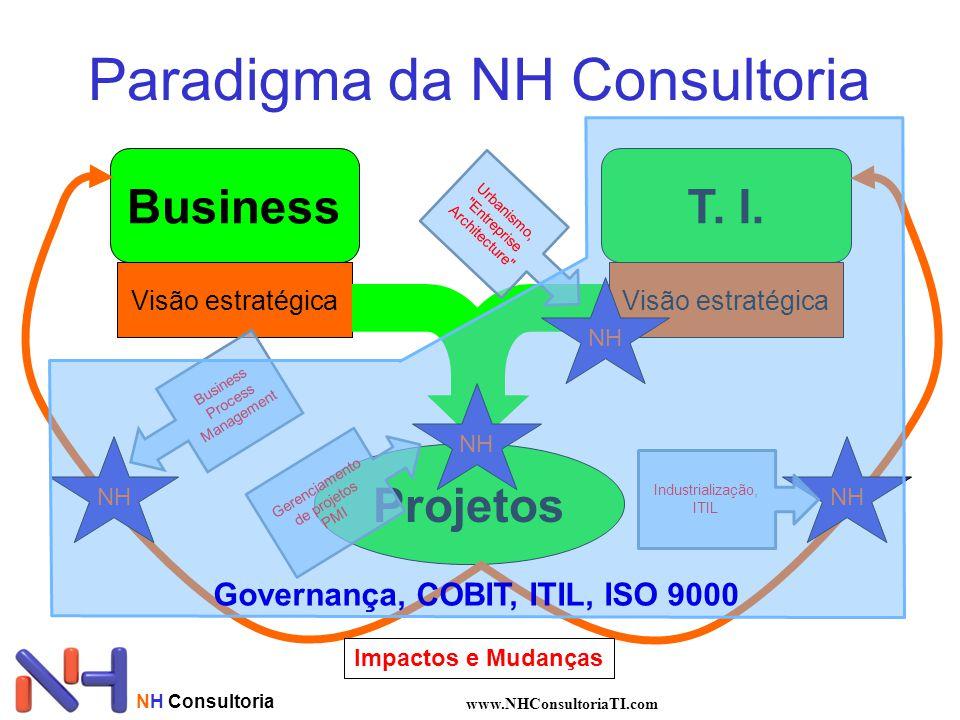 Paradigma da NH Consultoria