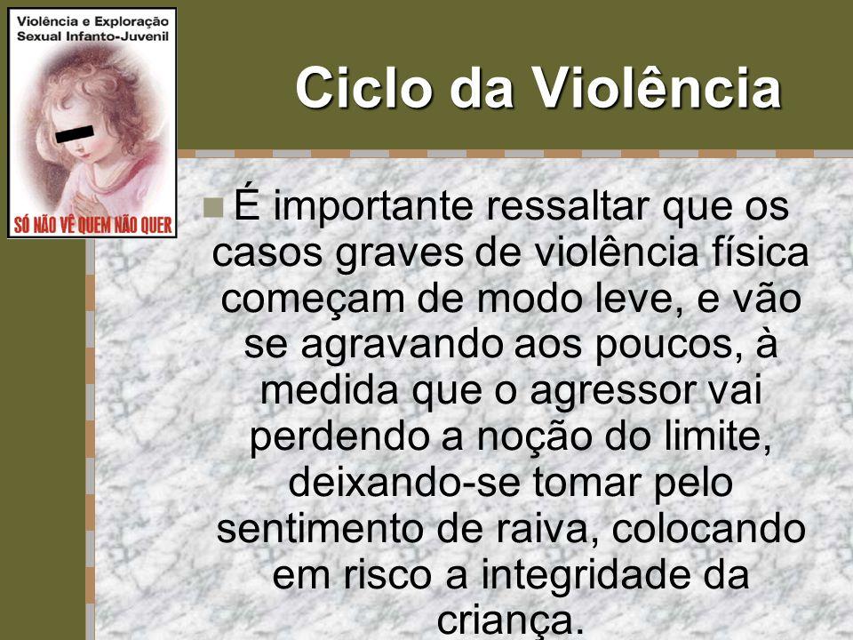 Ciclo da Violência