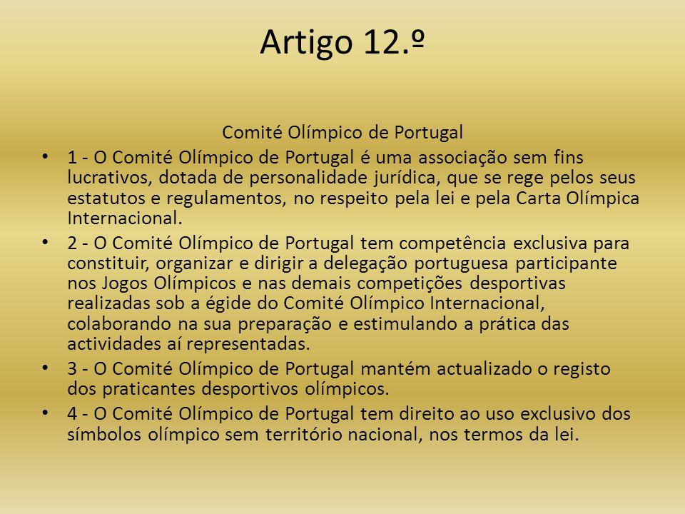 Comité Olímpico de Portugal