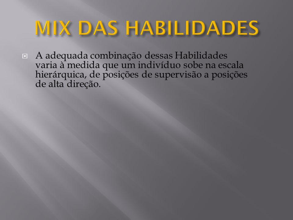 MIX DAS HABILIDADES