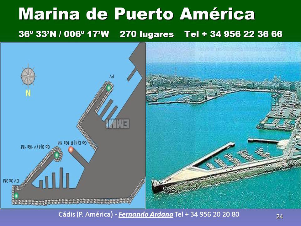 Marina de Puerto América