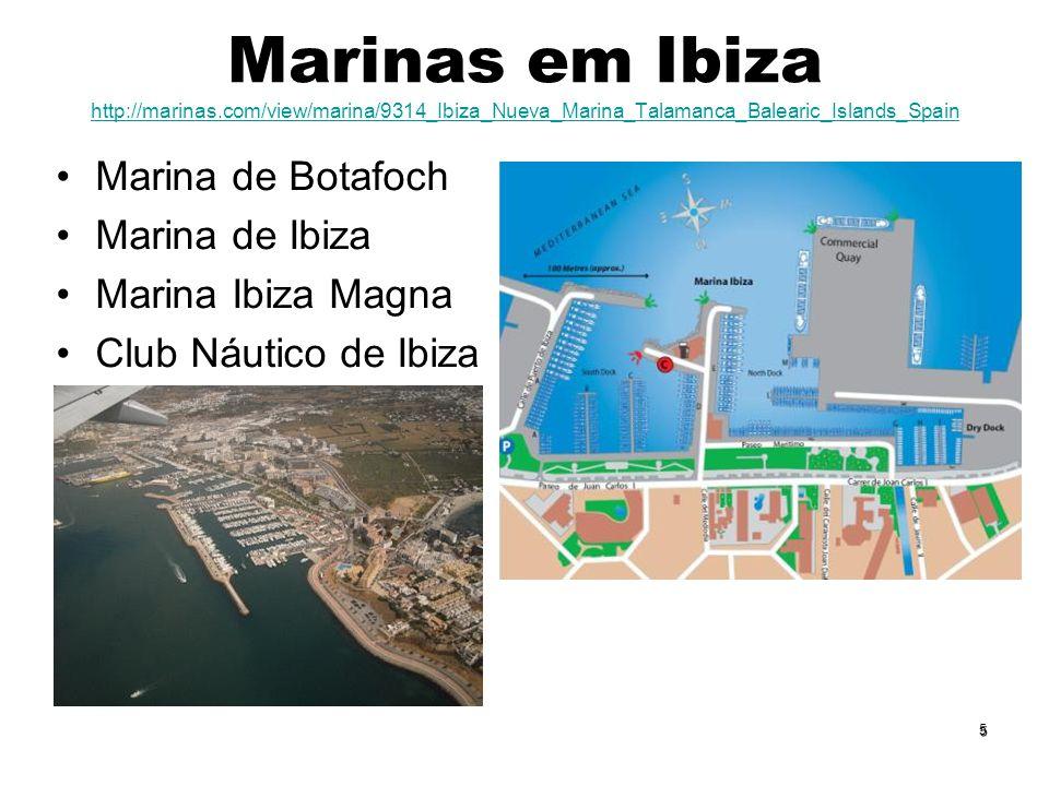 Marinas em Ibiza http://marinas