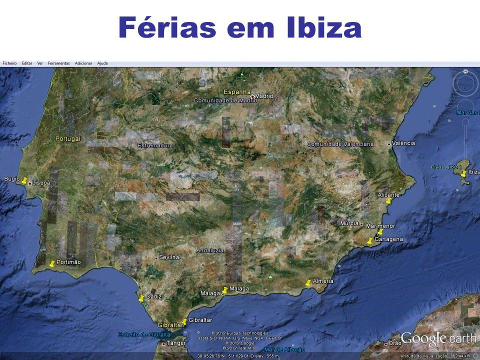 Férias em Ibiza