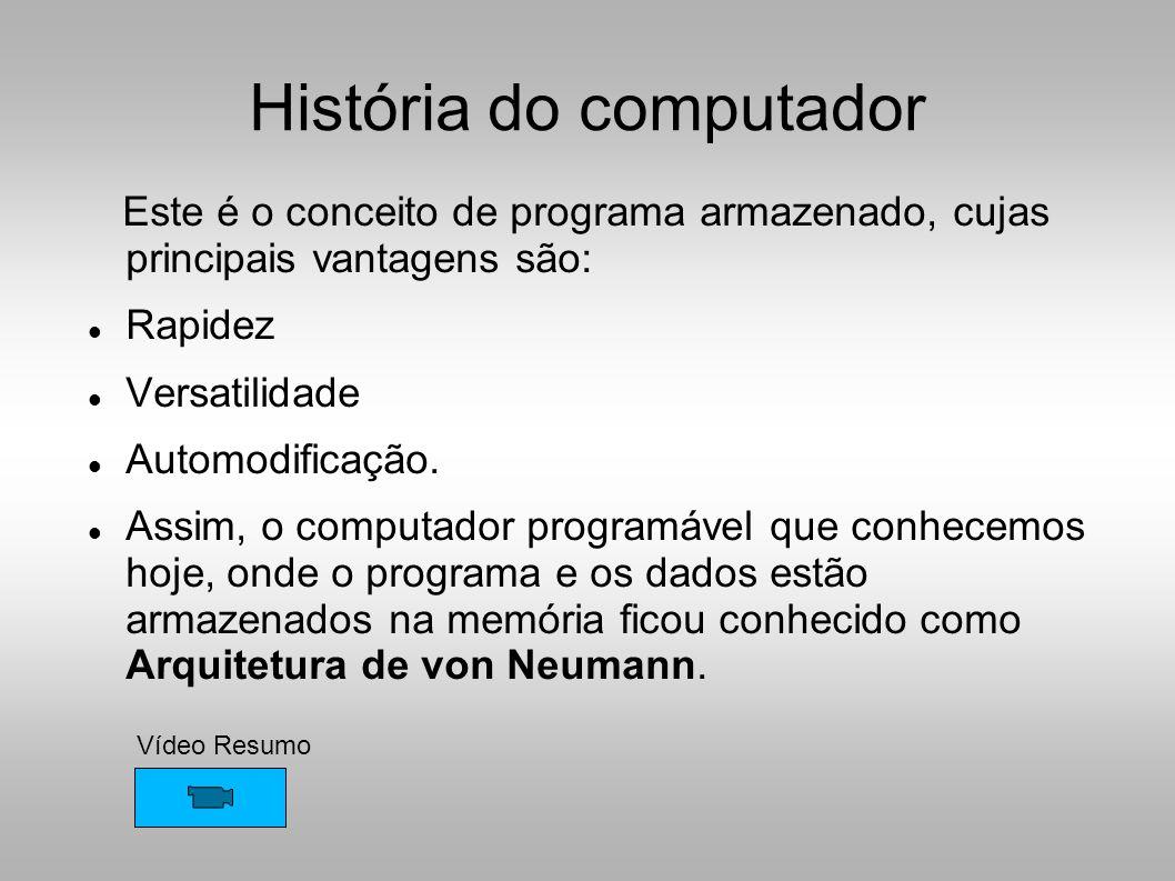 História do computador