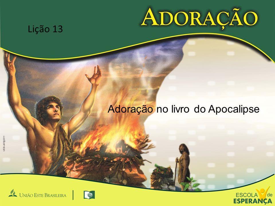 Adoração no livro do Apocalipse