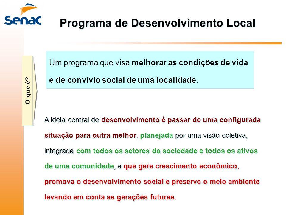Programa de Desenvolvimento Local