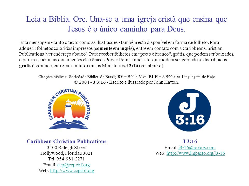 Caribbean Christian Publications