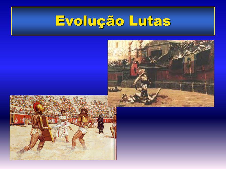 Evolução Lutas Ferreira,2006