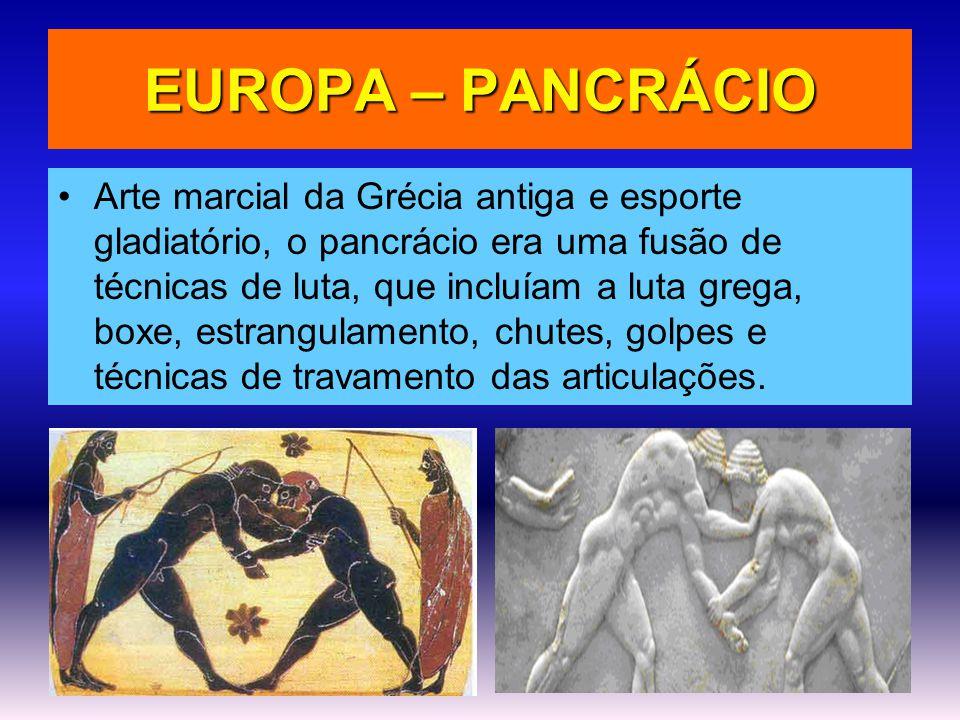 EUROPA – PANCRÁCIO