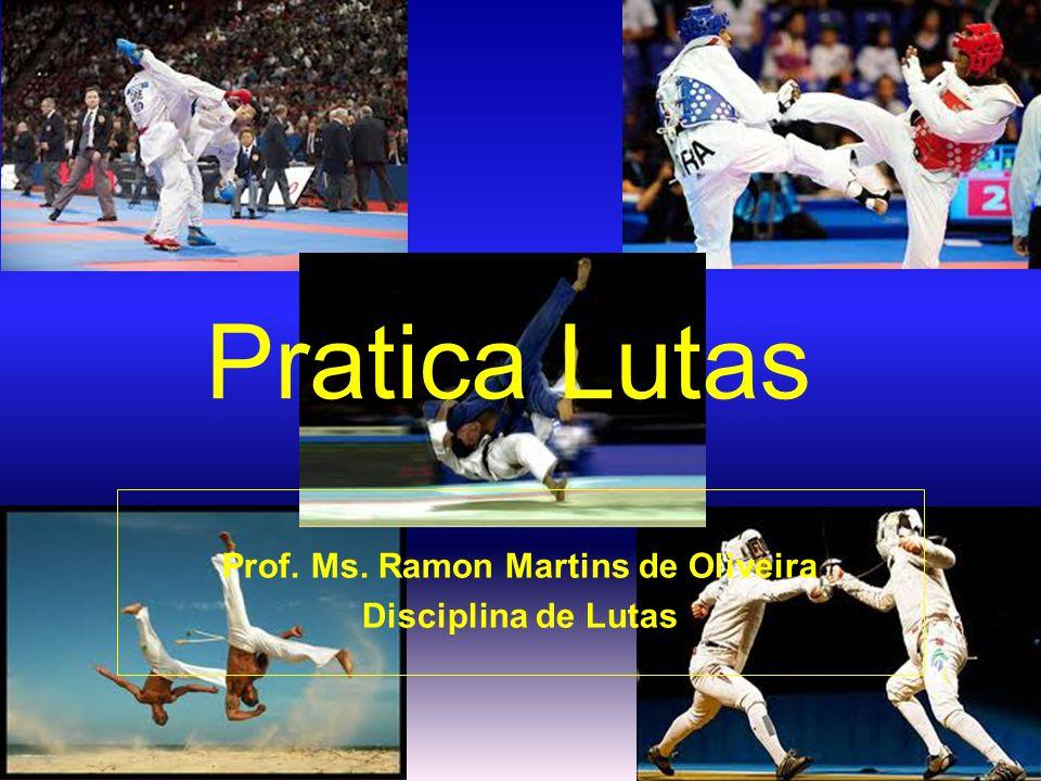 Prof. Ms. Ramon Martins de Oliveira