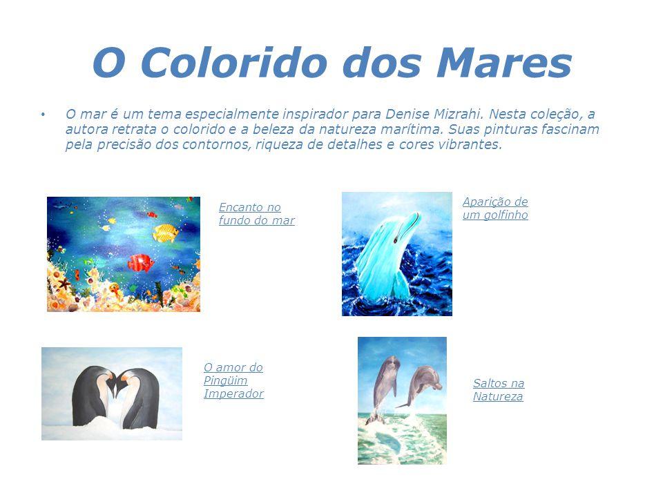 O Colorido dos Mares