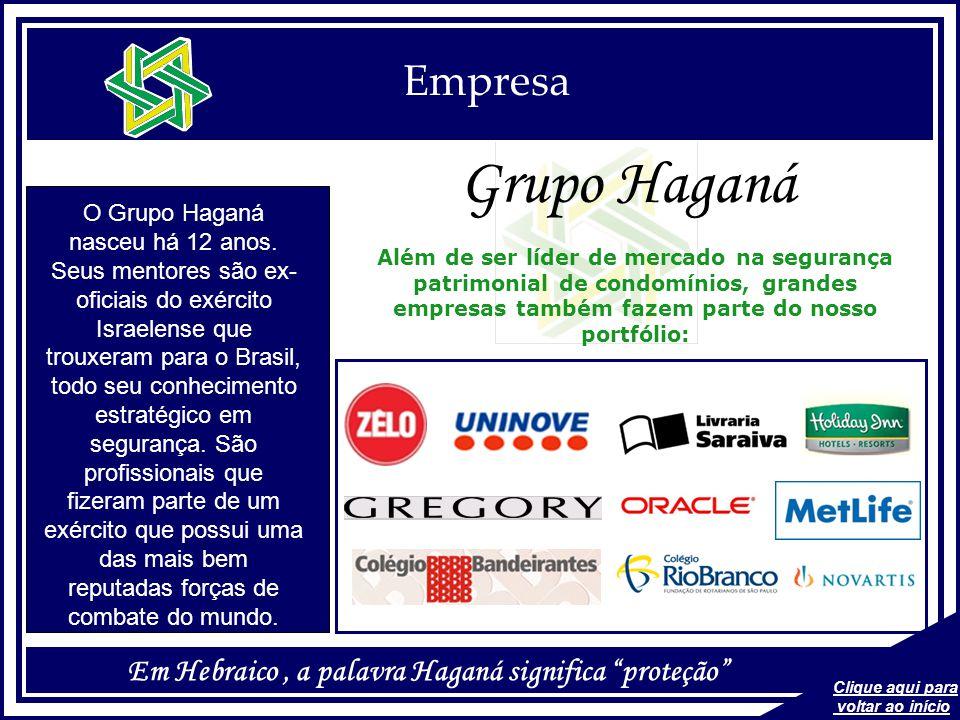 Empresa Grupo Haganá.