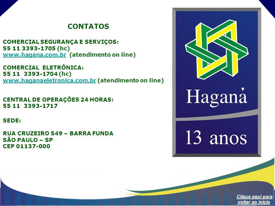 CONTATOS COMERCIAL SEGURANÇA E SERVIÇOS: 55 11 3393-1705 (hc)