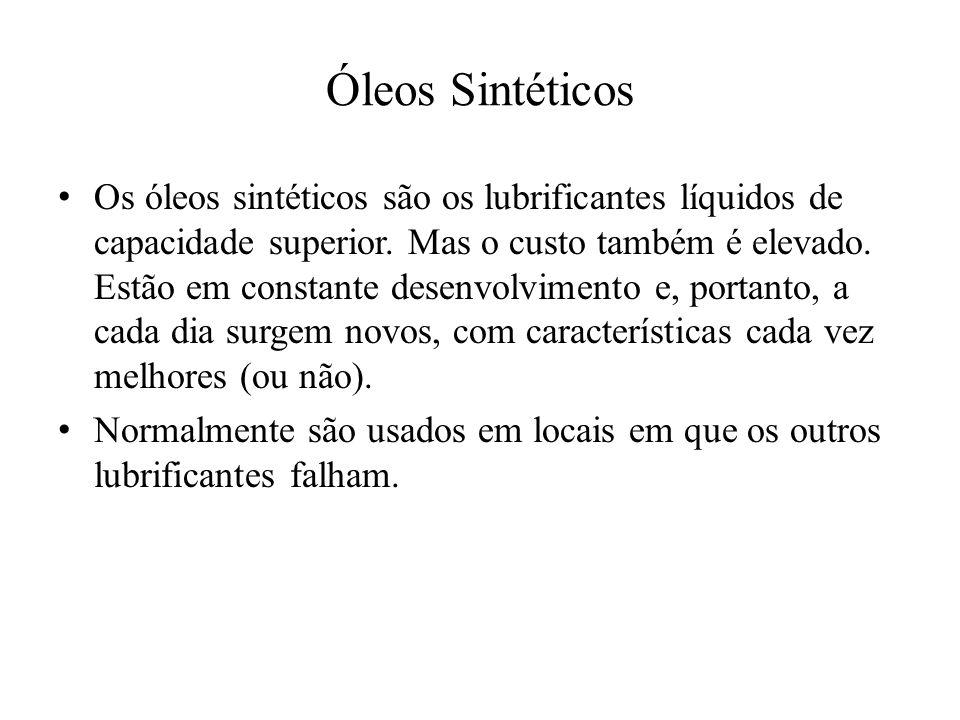 Óleos Sintéticos