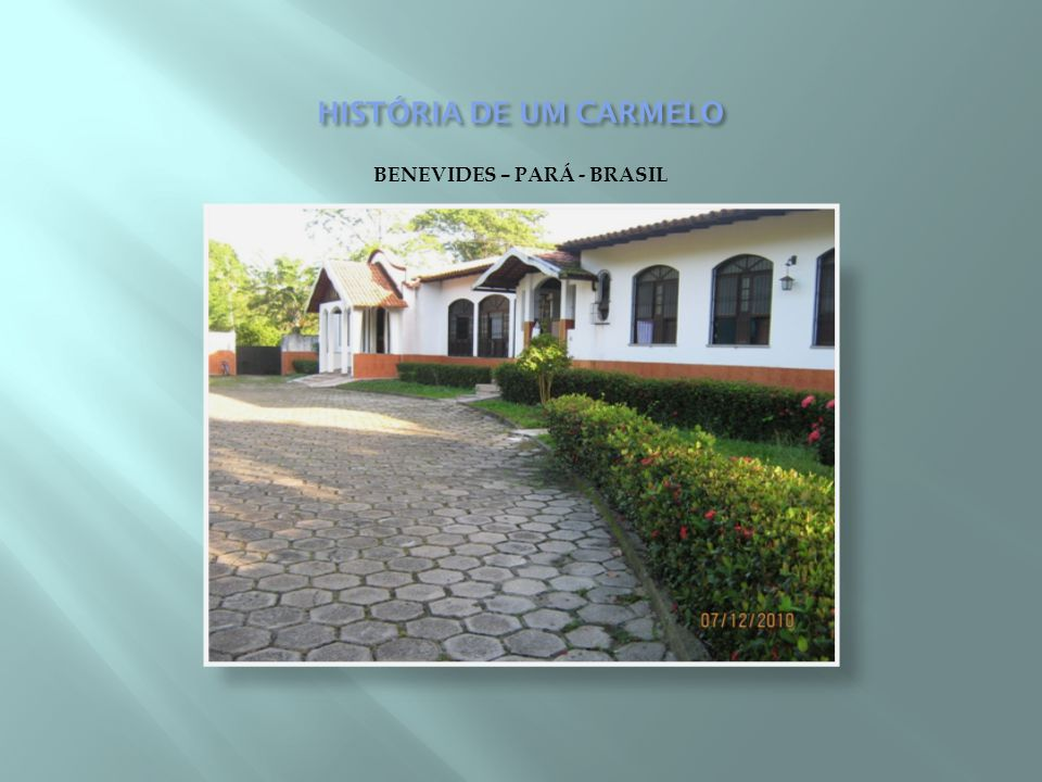 BENEVIDES – PARÁ - BRASIL
