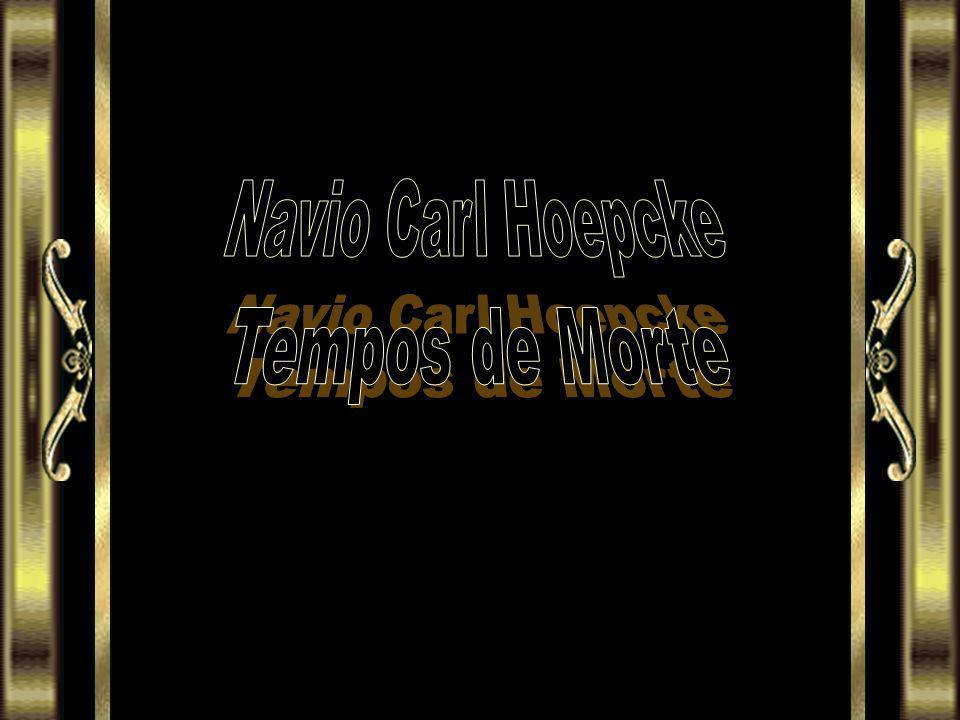 Navio Carl Hoepcke Tempos de Morte