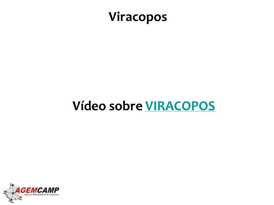 Viracopos Vídeo sobre VIRACOPOS