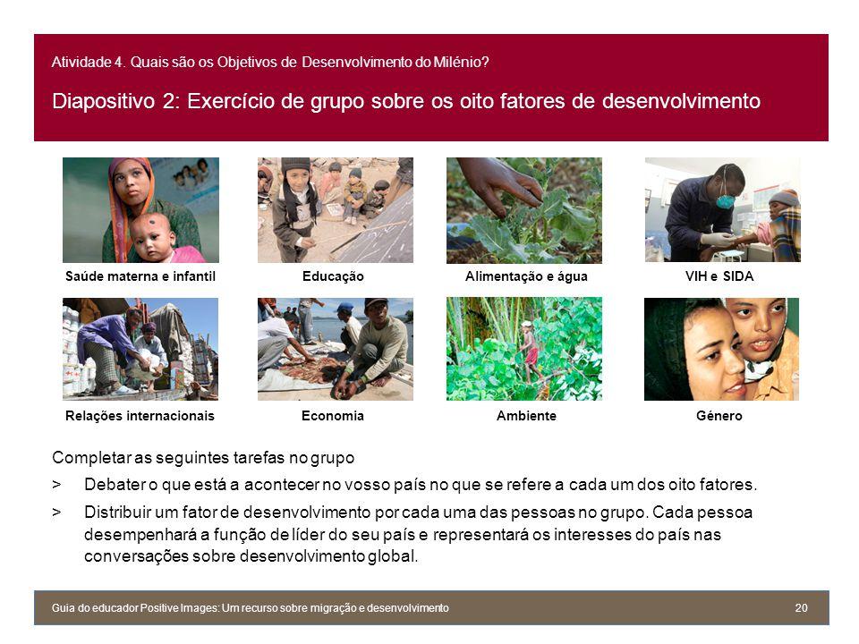 Saúde materna e infantil Relações internacionais