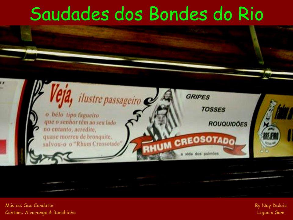 Saudades dos Bondes do Rio