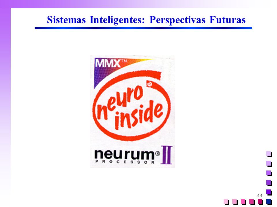 Sistemas Inteligentes: Perspectivas Futuras