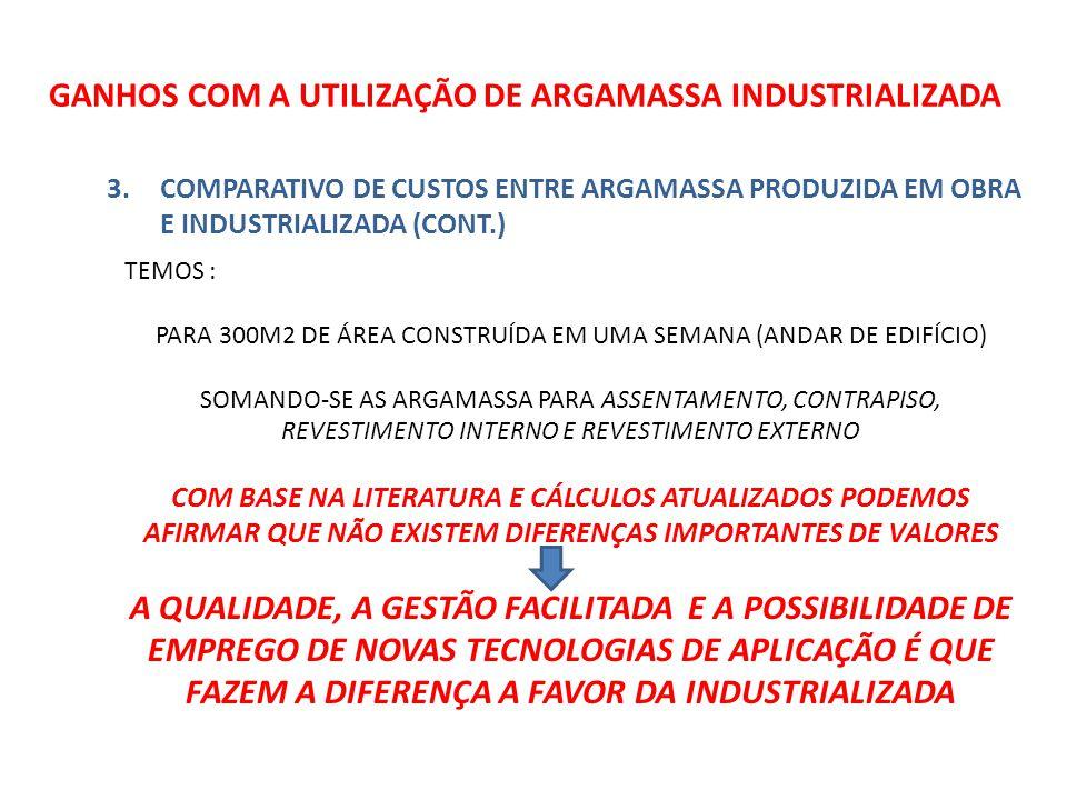 PARA 300M2 DE ÁREA CONSTRUÍDA EM UMA SEMANA (ANDAR DE EDIFÍCIO)