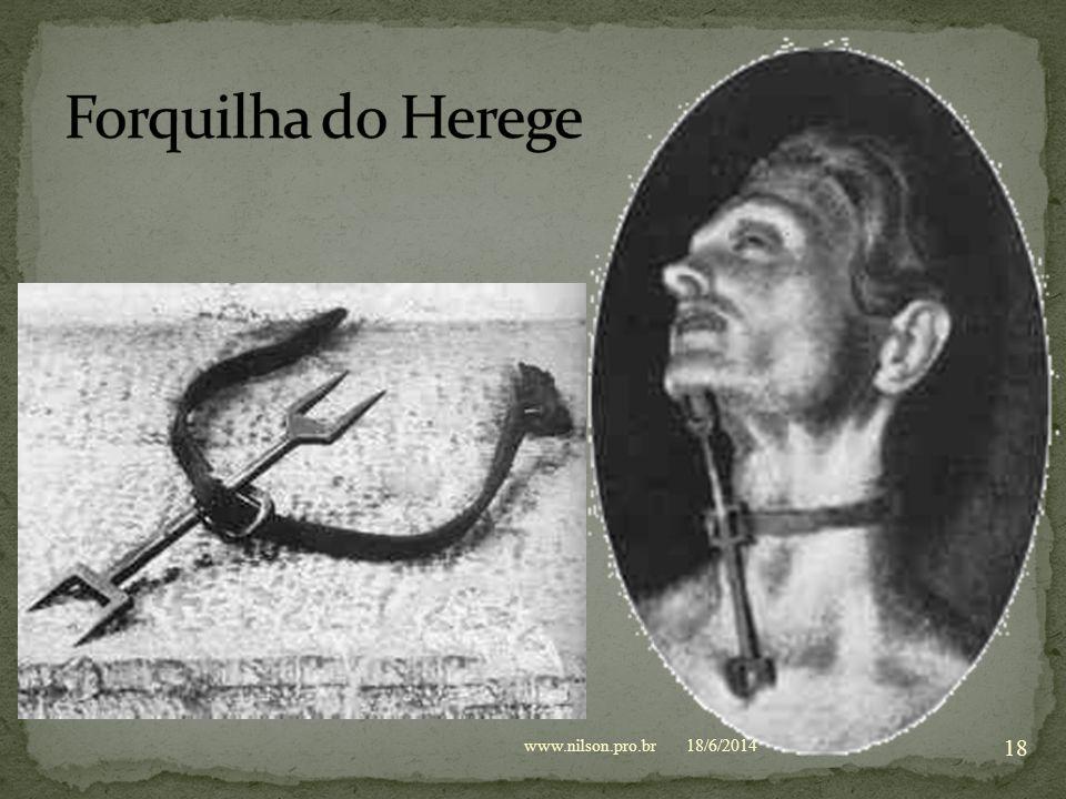 Forquilha do Herege www.nilson.pro.br 02/04/2017