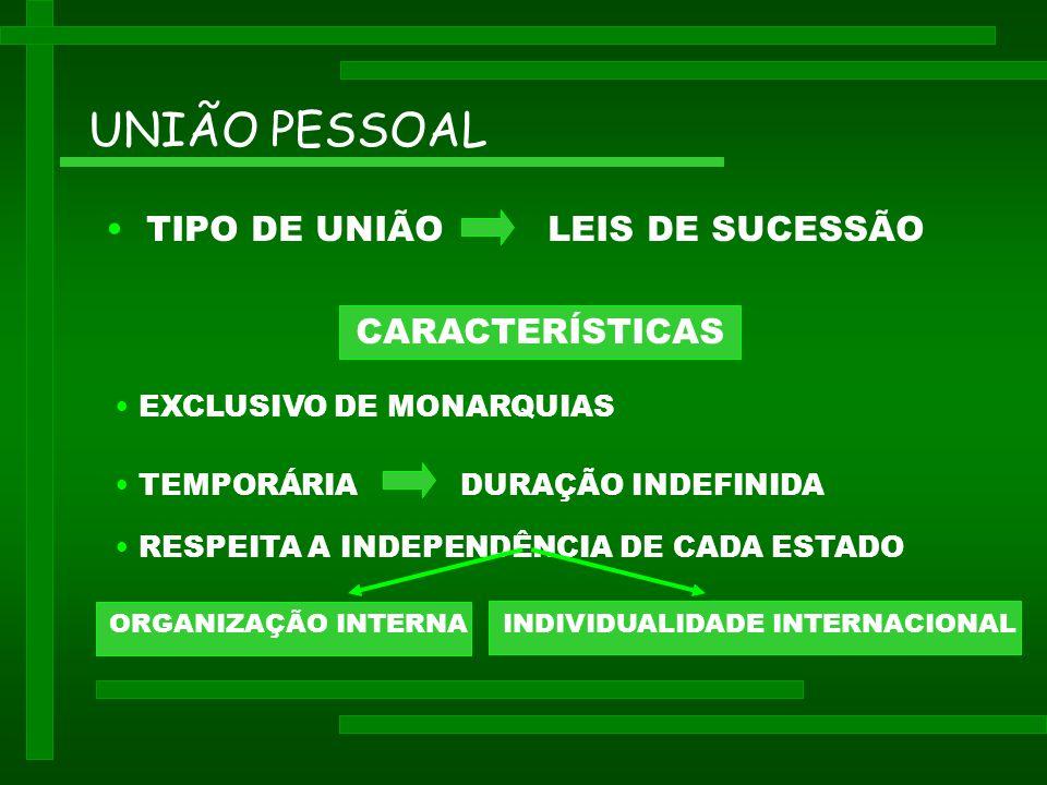 ORGANIZAÇÃO INTERNA INDIVIDUALIDADE INTERNACIONAL