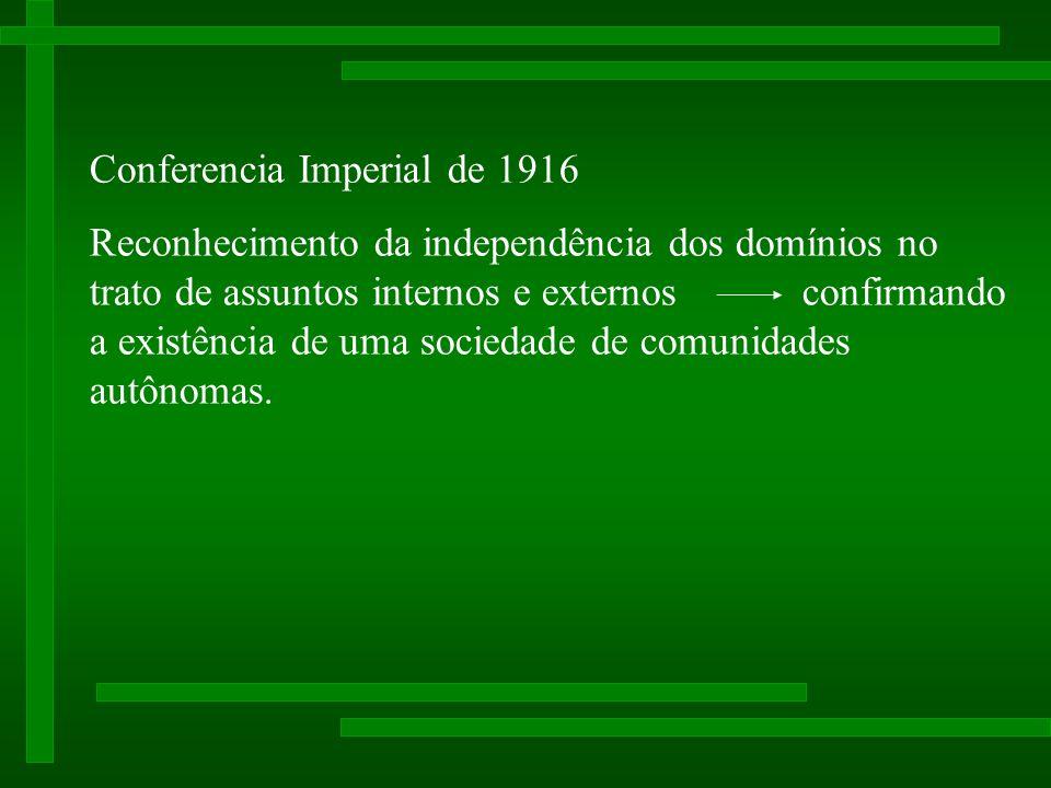 Conferencia Imperial de 1916