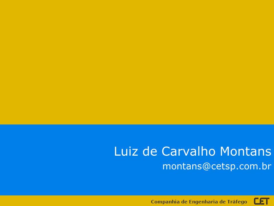 Luiz de Carvalho Montans