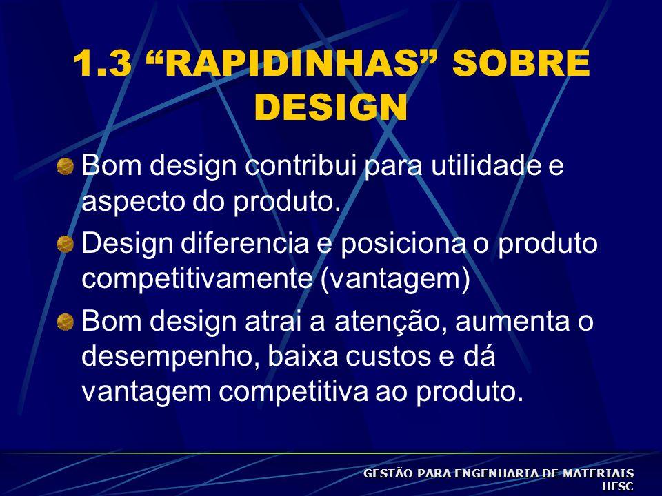 1.3 RAPIDINHAS SOBRE DESIGN