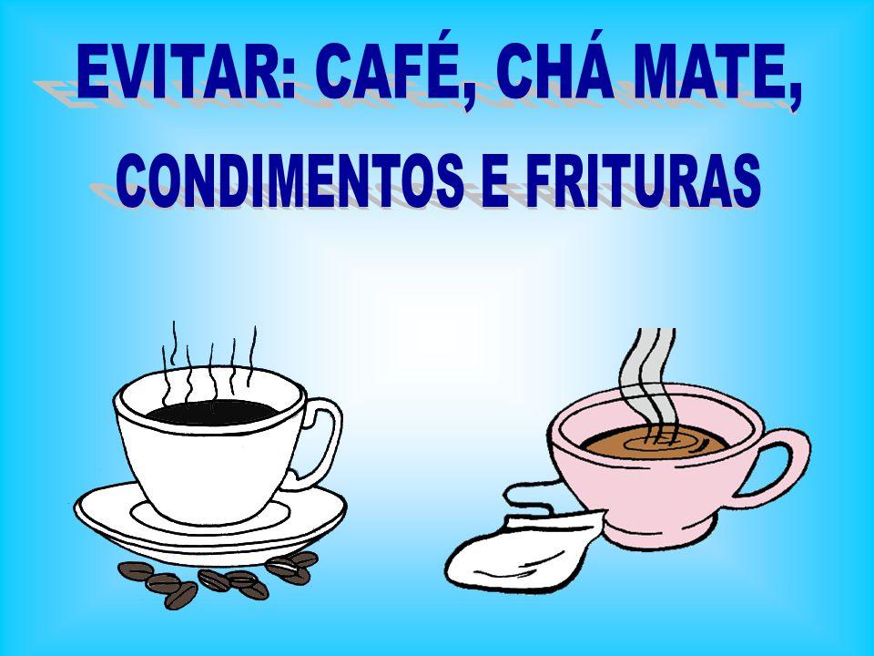 CONDIMENTOS E FRITURAS