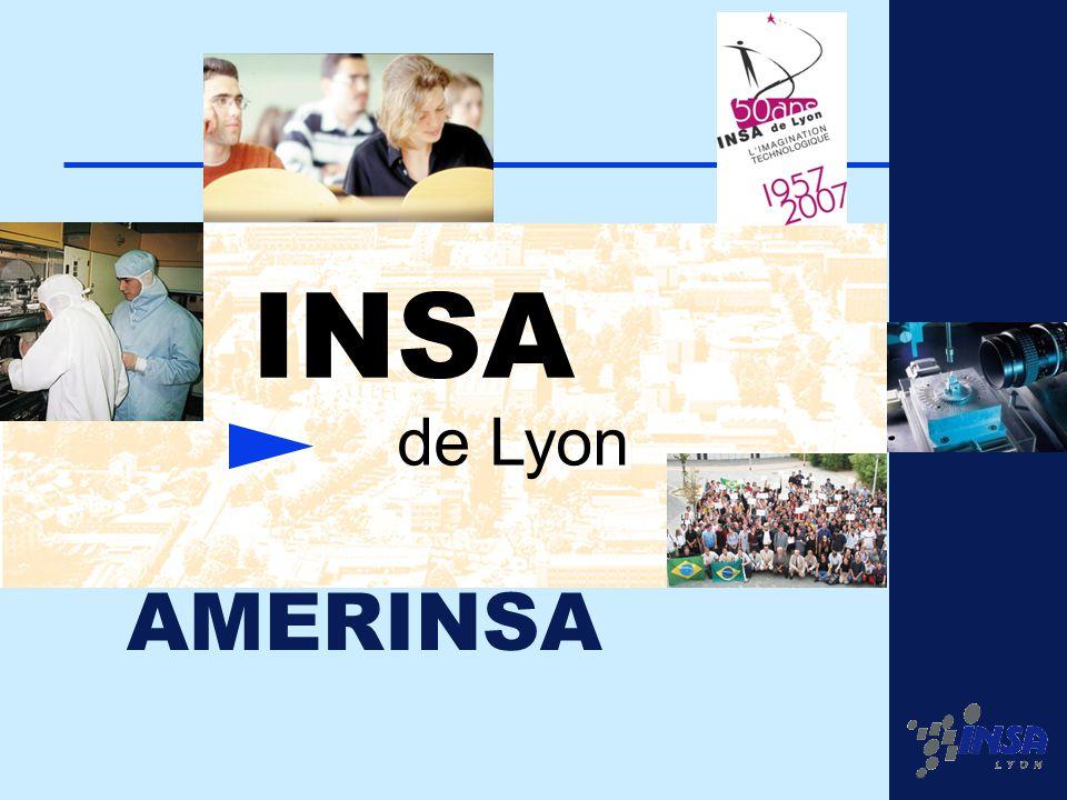 INSA de Lyon AMERINSA
