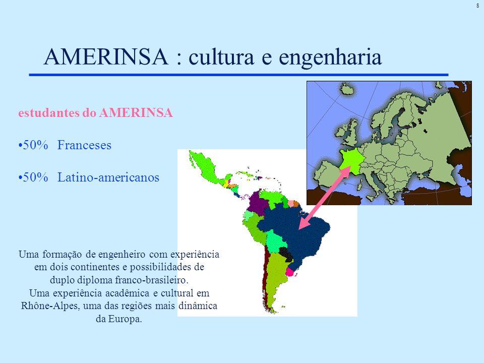 AMERINSA : cultura e engenharia