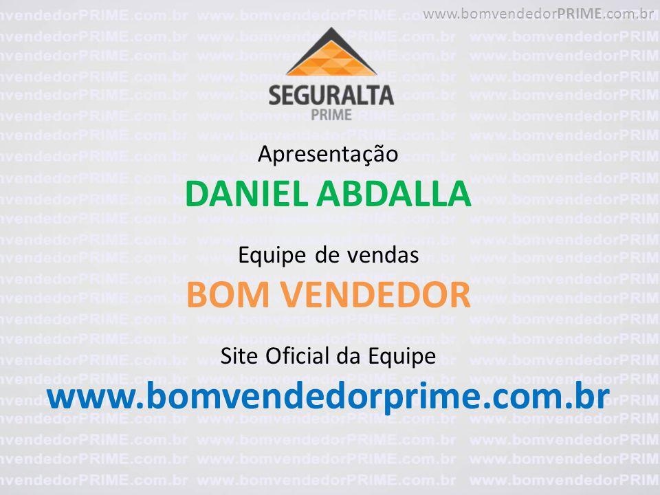 DANIEL ABDALLA BOM VENDEDOR www.bomvendedorprime.com.br