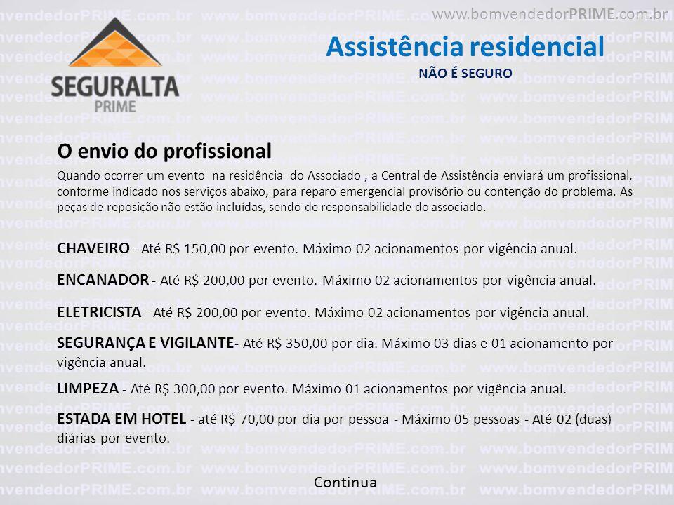 Assistência residencial