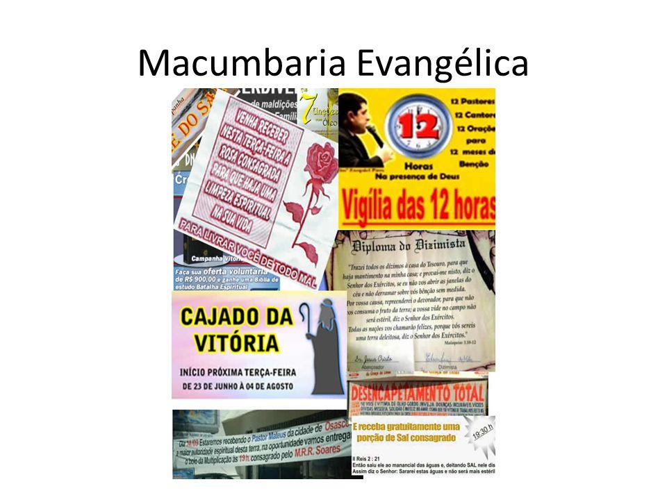 Macumbaria Evangélica