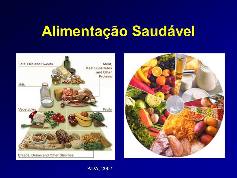 Alimentação Saudável ADA, 2007