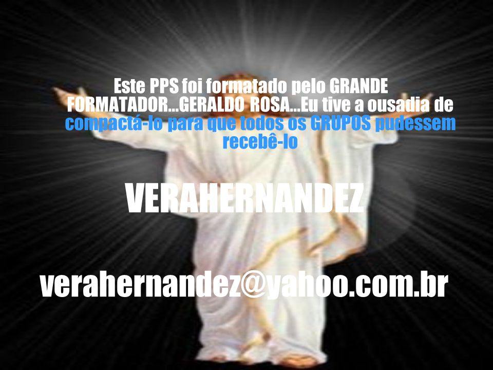 VERAHERNANDEZ verahernandez@yahoo.com.br