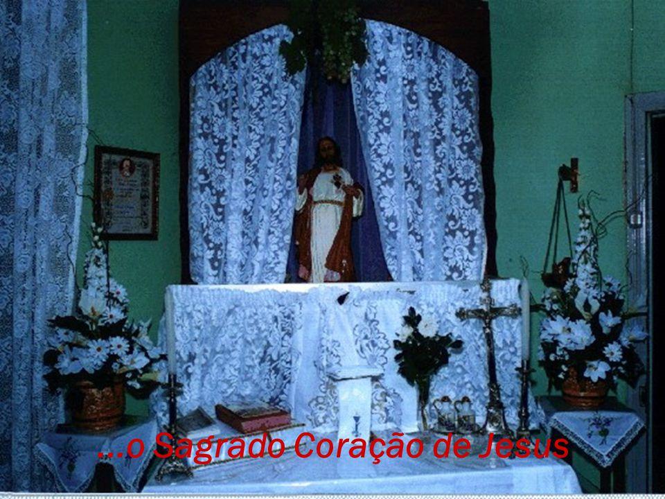 ...o Sagrado Coração de Jesus