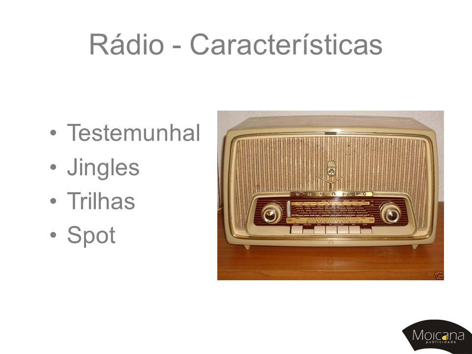 Rádio - Características