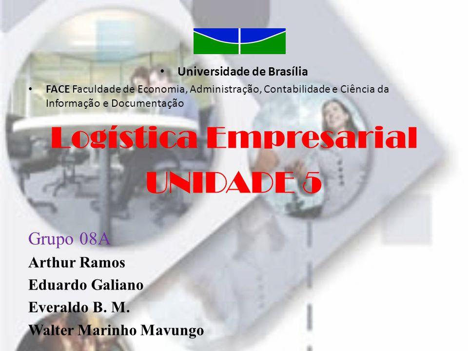 Logística Empresarial UNIDADE 5