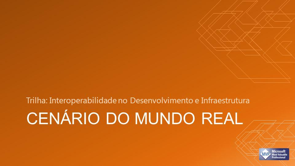 Trilha: Interoperabilidade no Desenvolvimento e Infraestrutura