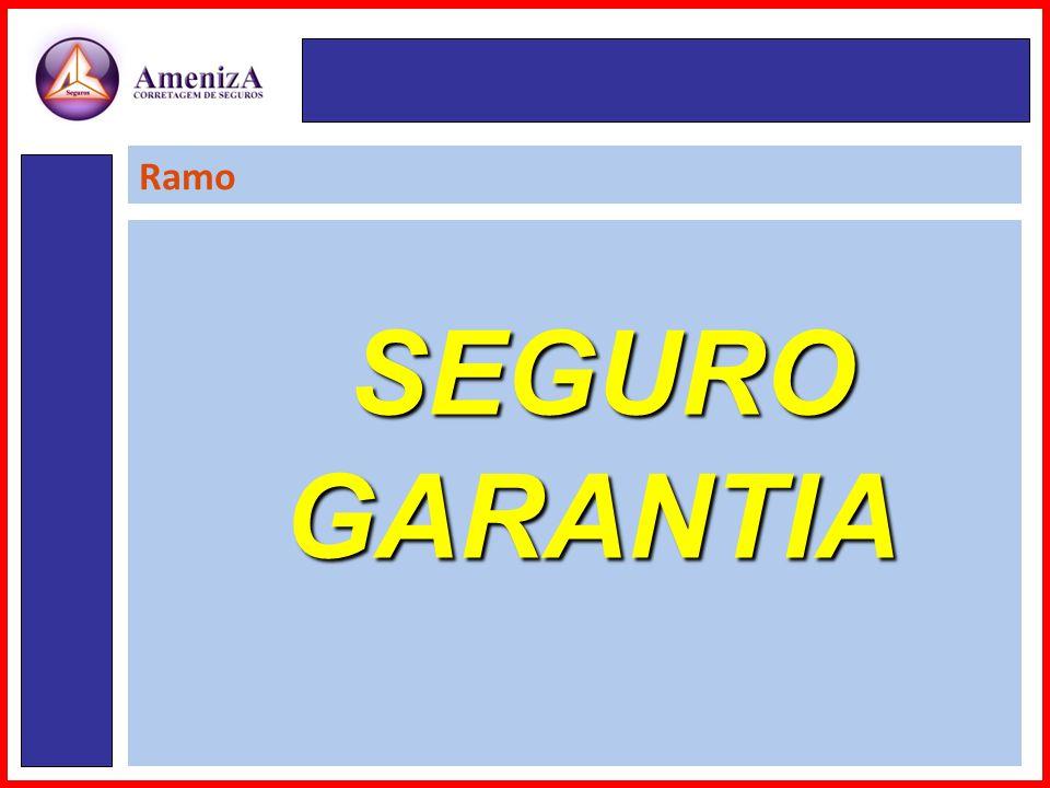 Ramo SEGURO GARANTIA