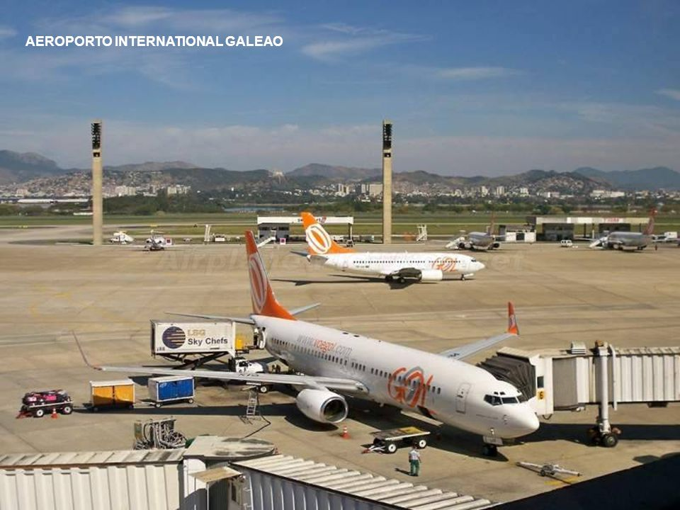 AEROPORTO INTERNATIONAL GALEAO